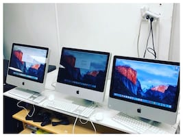 Refurbished Apple IMac's 20 inch