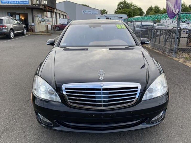 2008 Mercedes-Benz S-Class for sale 18