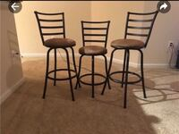 3 Bar Stools Brand new still in boxes