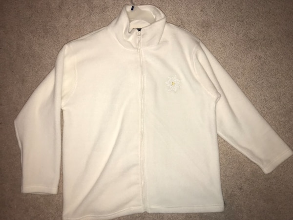 XL Women's fleece jacket
