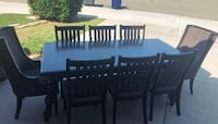 SOPHISTICATED KINGS TABLE DINETTE SET-REDUCED TO SELL THIS WEEKEND Carlsbad