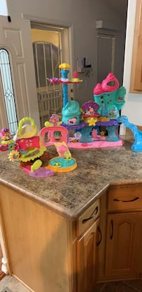 toddler's assorted color plastic toys San Jose, 95138