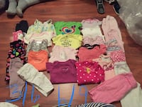 baby's assorted clothes Charleston, 25320