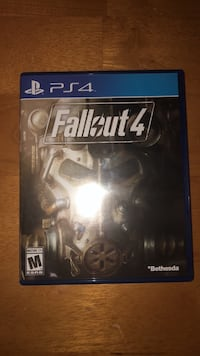 Fallout 4 for the PS4 West Hempstead, 11552