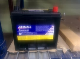 AUTO BATTERIES STARTING FROM $125.00 & UP DEPENDING ON YEAR MAKE & MOD