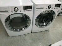 LG STACKABLE WASHER AND DRYER  Toronto, M9W 5X8