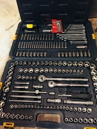 Master craft Socket and wrench set