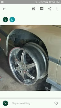 22' rims need gone today. All in great shape. Firs Little Rock, 72205