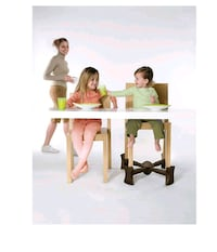 Portable chair booster (booster seat) Alexandria, 22304