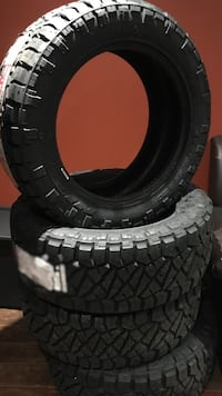 Nitto Ridge Grappler 275/55R20 Richmond