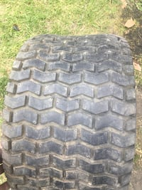 """8"""" lawn tractor tires Lake Country, V4V 1H1"""