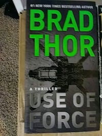 Use of force by Brad Thor Fairbanks, 99701