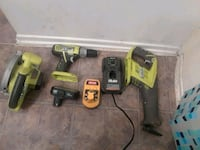 yellow and black DeWalt cordless power drill Las Vegas, 89122