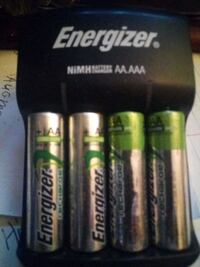 Energizer NIMH AA.AAA charger Wilkes-Barre, 18702