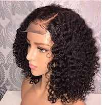 Brazilian lace front deep wave wig Ashburn, 20147
