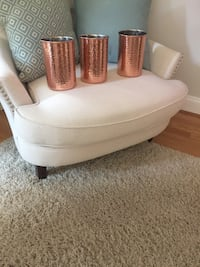 3 Copper Containers
