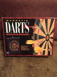Magnetic darts. I have pay pal to ship