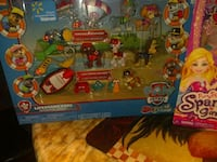 assorted color plastic toy lot Winchester, 40391