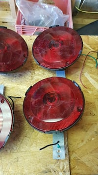 Tail Turn signals for trailer. Whole lot or by the Ailsa Craig