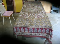 Rayon Table Cover from India Springfield