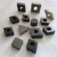 Ceramic inserts for Lathe and Milling