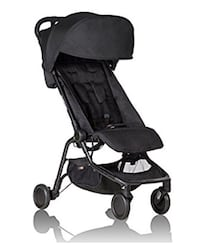 Mountain buggy stroller new condition  Vaughan, L4L 9M6