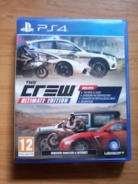 The crew ultimate edition ps4 Astorga, 24700