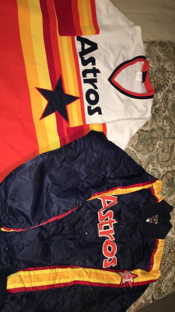 6b3f978bced Used Throwback Jersey (Houston Astros) for sale in Upland - letgo