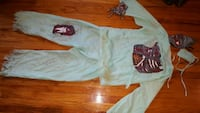 Kids Halloween outfit, size large 12-14 South Bend, 46614