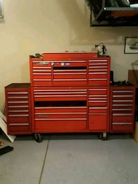 Snapon toolbox  Graniteville, 29829