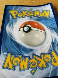 7 large Pokeman cards 8x6 $5 each or all for $20 Watertown, 53098