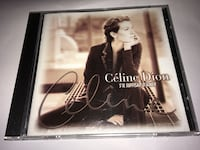 Celine Dion S'IL Suffisait D'Aimer CD French Very Good Used Condition Montréal, H4G 1M2