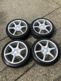 17 inch alloy wheels Surrey