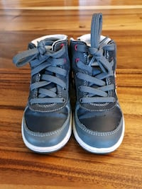 Geox Grey High Tops Size 9