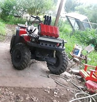 red and black ride on mower Palm Coast, 32164