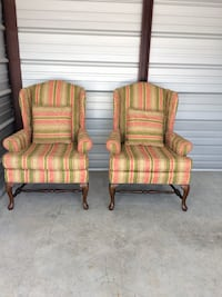 Queen Anne chairs smoke-free pet-free  good condition Prospect, 38477