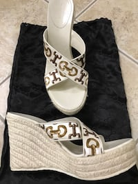 Gucci wedge sandals Gaithersburg, 20879
