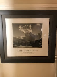 Framed photo - Ansel Adams VANCOUVER