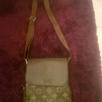 Louis Vuitton side crossbody bag and a Louis Vuitton wallet Calgary, T1Y 5V6