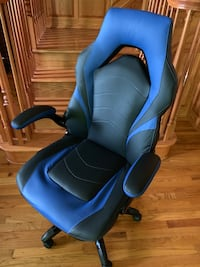 Very nice barely used leather gaming and office chair  Dover, 19901