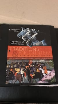 Traditions and Encounters book