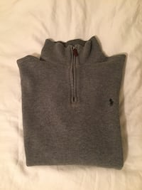 Polo Ralph Lauren Quarter Zip Sweater 335 mi