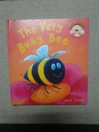 The Very Busy Bee Pop Up Board Book