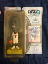 Iverson collectible bobble head  Los Angeles, 90034