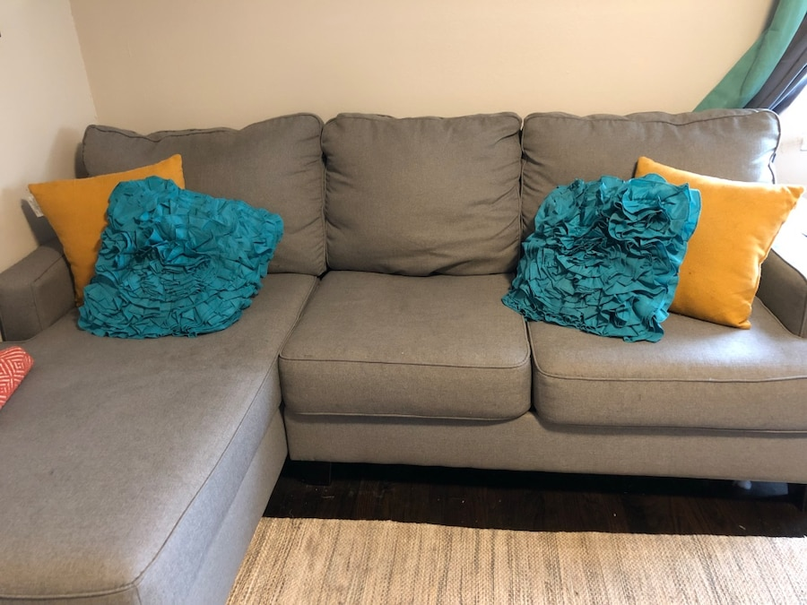 Captivating Living Spaces Sectional