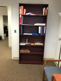 Large bookshelf - 3 feet wide Arlington
