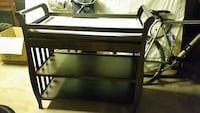 Babies R Us wood change table with diaper drawer Toronto
