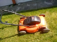 "Black decker e-lawnmowers A+cond 19"" and 15"" Toronto, M2R"