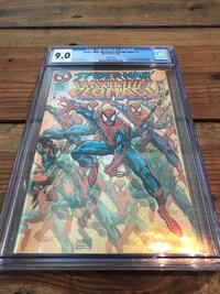 Marvel comics group the amazing spider-man comic book Fleming Island, 32003