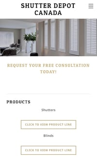 Custom Shutters & Blinds Wholesale Pricing Toronto